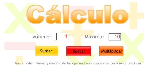 calculo sumas, restas y multiplicaciones. eloviparo