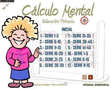 calculo mental