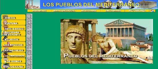 Los pueblos del Mediterraneo