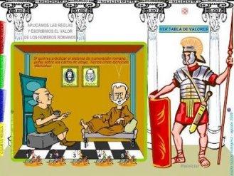 HISTORIA DE LOS NUMEROS ROMANOS