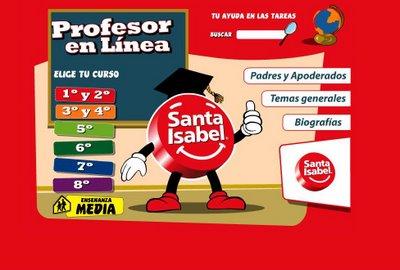 Profesor en linea
