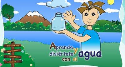 aprende y diviertete con el agua