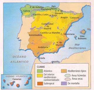 climas España1