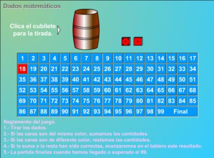 dados matematicos