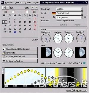 Huellas Estelares Calendario Solar Y Lunar