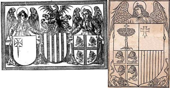 Resultado de imagen de escudo de aragón