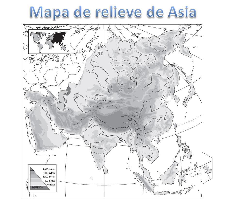 Geografa Asia  Todos no somos mamiferos